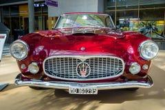 盛大游览车汽车Maserati 3500 GT Tipo 101, 1958年 免版税库存照片