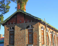 盛大莫里斯旅馆,卡绍利,喜马偕尔邦,印度 库存照片
