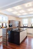 盛大设计-厨房 图库摄影