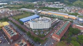 盛大Kampar旅馆 免版税图库摄影