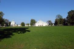 盛大Menshikov宫殿 库存图片
