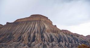 盛大Mesa 图库摄影