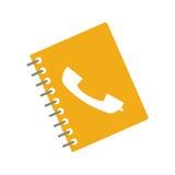 目录笔记本象 向量例证
