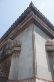 目标在老挝。 图库摄影