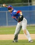 目标棒球加拿大同盟高级系列世界 免版税图库摄影