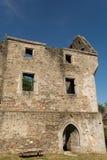 目的地城堡绍姆堡-奥地利 库存图片