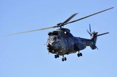 直升机军人 免版税库存照片