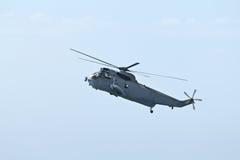 直升机国王海运 库存图片