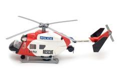 直升机警察 图库摄影