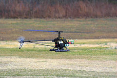直升机设计 库存图片