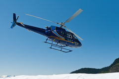 直升机 图库摄影
