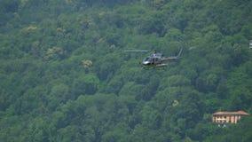 直升飞机营救山 股票录像
