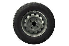 直接轮胎 图库摄影