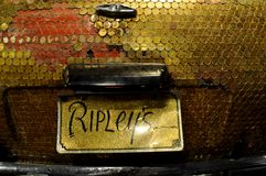 相信不是ripleys 免版税库存照片