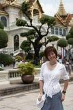 相当中国女孩 免版税图库摄影