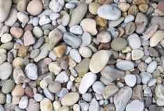 相当五颜六色的小卵石的样式图象 免版税库存图片