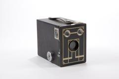 相机盒 免版税库存图片