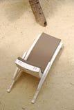 盼望Sundeck椅子的基于 库存照片