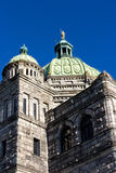 省会,维多利亚, BC 免版税图库摄影