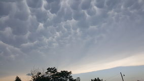 看得克萨斯天气再在它 图库摄影