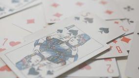 看板卡包装使用 卡片批 背景机会彀子比赛查出的红色白色 股票视频