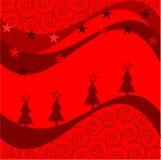 看板卡圣诞节 库存图片