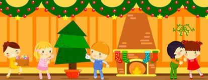 看板卡圣诞节 免版税图库摄影