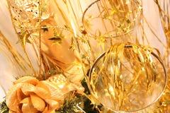 看板卡快活圣诞节的节假日 免版税图库摄影