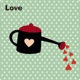 看板卡日s valentin 免版税图库摄影