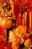 看板卡节假日新年度 免版税库存图片