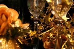 看板卡节假日新年度 图库摄影