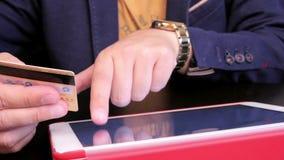 看板卡赊帐使用 影视素材