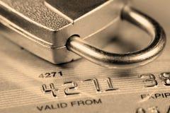 看板卡赊帐证券 免版税库存图片