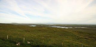 看法南从圣Kilda观点 库存照片