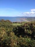 看法在北部威尔士 图库摄影
