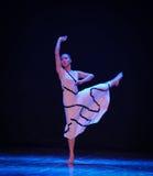 看见希望差事入迷宫现代舞蹈舞蹈动作设计者玛莎・葛兰姆 免版税库存照片
