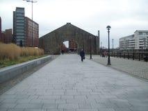 看见的利物浦巨大事  图库摄影