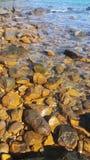 真实地是旅行风景自然海滩海岛照片 库存图片