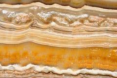 真正的自然'石华帝国金子'纹理样式 免版税库存照片