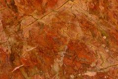 真正的自然'Rosso Damasco'纹理样式 免版税库存照片
