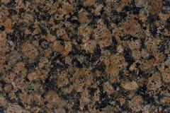 真正的自然花岗岩波儿地克的布朗纹理样式 背景B 免版税库存图片