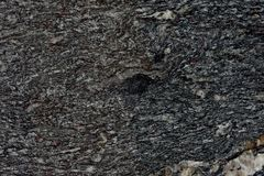 真正的自然花岗岩黑宇宙样式 ?? 库存图片