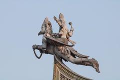 真相圣所在Pattaya 图库摄影