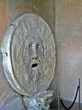 真相Bocca,罗马 库存照片