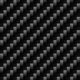 真碳的纤维 免版税库存照片