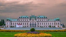 眺望楼博物馆维也纳 免版税库存图片
