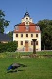 眺望楼城堡威玛 免版税库存图片