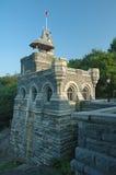 眺望楼城堡 库存图片