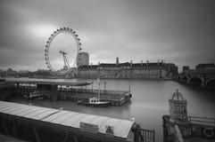 眼睛伦敦 图库摄影
