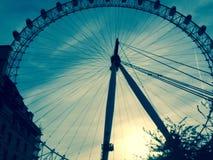 眼睛伦敦 库存照片